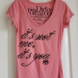 it's not me it's you t-shirt tee